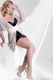 Punčochové kalhoty Gabriella Rubensa Plus Size code 161