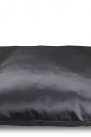Protivráskové černé povlečení na polštář - La Decollette