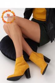 Boty na podpatku  model 146712 Inello