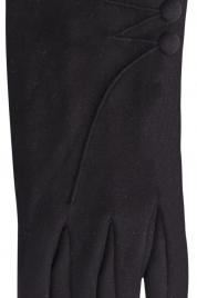 Dámské rukavice R-147 černá - Yoclub