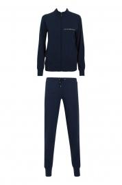 Dámské pyžamo 164146 CC270 00135 modrá - Emporio Armani