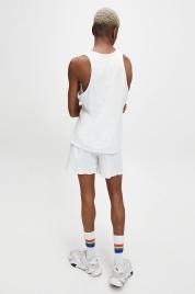 Pánské tílko NM1855E-100 bílá - Calvin Klein