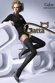 Samodržiace pančuchy Gigi - Gatta