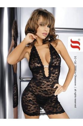 Košieľka Obsessive Brilliant Jennifer XXL
