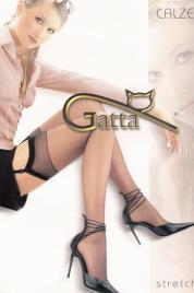 Pančuchy na pás dvojbalenie Stretch - Gatta