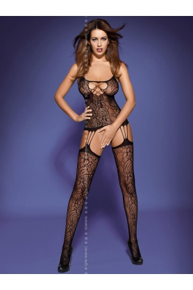 Body Bodystocking F208 - Obsessive