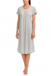 Dámská noční košile Aphrodite 12019-473 šedá - Vamp