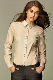Dámská košile s dlouhým rukávem K38R42BE - Nife