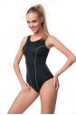 Dámske jednodielne športové plavky 3000 - 001 - Moraj