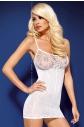 Košieľka Dress D204 - Obssesive