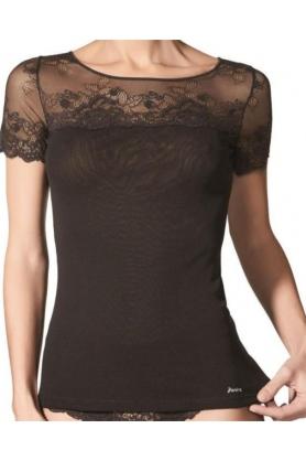 Dámské triko Camiseta Velvet Lace 072887 - Janira