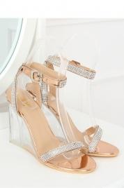 Sandály na podpatku  model 128005 Inello