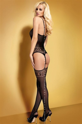 Body Bodystocking G307 - Obsessive