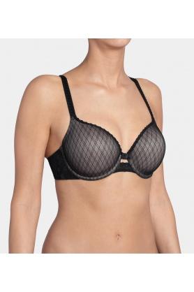 Podprsenka vyztužená Beauty-Full Couture WP černá - Triumph
