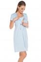 Noční košile těhotenská Felicita - Italian Fashion