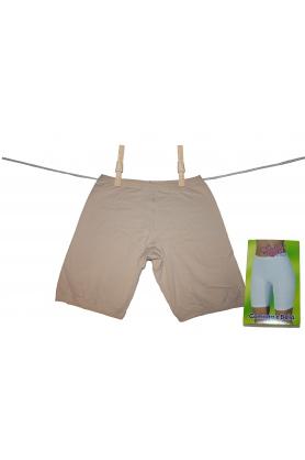 Dámské kalhotky s delší nohavičkou Cinzia tělová -  Lovelygirl