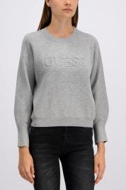 Dámský svetr O94R00Z26I0-H905 šedá - Guess