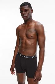Pánské boxerky 3pack NB2971A - 7V1 - Černá - Calvin Klein
