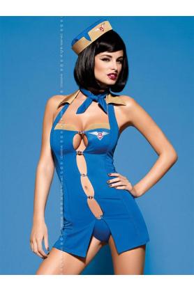 Sexy kostým Obsessive Air Hostess