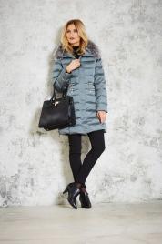 Dámský péřový kabát 2850-63 Junge