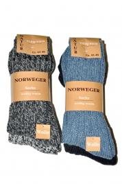 Skarpety WiK art.21108 Norweger Socke A'2