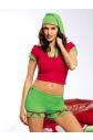 Vianočný kostým Obsessive Elf
