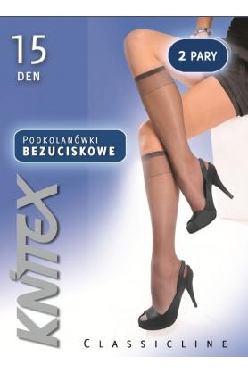 Beztlakové podkolenky BOX - Knittex