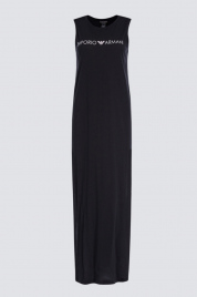 Dámské šaty 262635 1P340 98320 černá - Emporio Armani