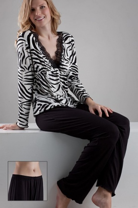 Dámske pyžamo 81112 - Gattina