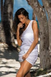 Plážové šaty Rose M-382 - Marko