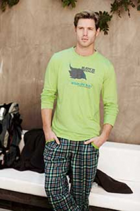 Pánske pyžamo 58218 - Jockey