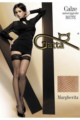 Pančuchy samodržiace Margherita 01 - Gatta