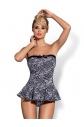 Korzet Argenta corset - Obsessive