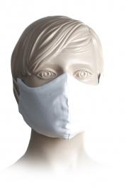 Dvouvrstvá rouška bílá - Hurt