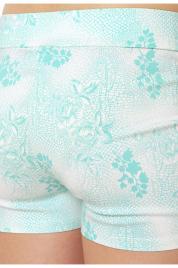 Dámské bavlněné  šortky - SS-S711