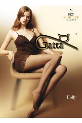 Pančuchové nohavice Holy 8 den - Gatta