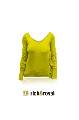 Dámsky svetrík 23Q112 - Rich Royal