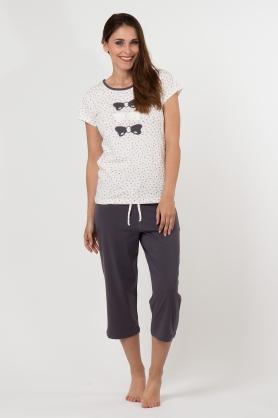 Dámské pyžamo 5013 - Cotton Candy